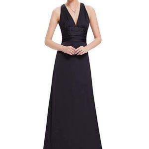 Ever Pretty black dress.